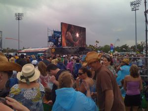 Stevie Wonder at JazzFest